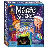 Scientific Explorer's The Magic Science Wizard's
