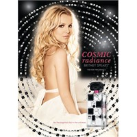 Britney Spears'ın Yeni Parfümü Cosmic Radiance