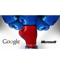 Bing Maps'in Mimari Microsoft'tan Google'a Geçti
