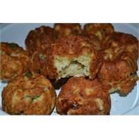 Anneminelinden Peynirli Muffinler