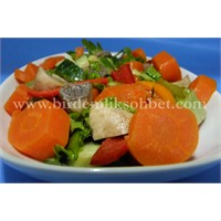 Mantar Salatası Yaptınız Mı ?