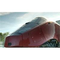 """İtalya'nın 565 Km/h Hızındaki Yeni """"Ferrari""""si"""