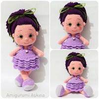 Amigurumi Tatlı Bebek