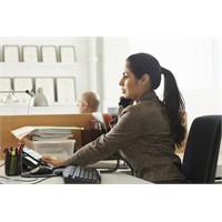 Masa Başında Çalışanlar İçin Sağlıklı Öneriler