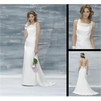 Ja Signature Uzun Nikah Elbisesi Modelleri