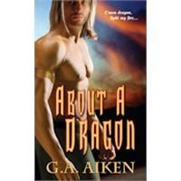 About A Dragon (Dragon Kin #2)