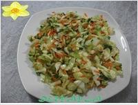 Coleslaw(beyaz Lahana)salatası