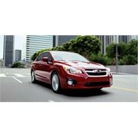 2012 Yeni Subaru İmpreza Avrupa'da Satışa Sunuldu