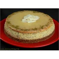 Haşhaşlı Limonlu Cheesecake