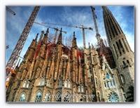 La Sagrada Familia Bazilikası (kutsal Aile) - Tanı