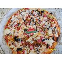 Pratik Pizza Tarifi 1