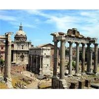 Roma İmparatorluğu'nun En Sosyal Yeri-roma Forumu