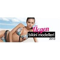 Üçgen Bikini Modelleri 2013
