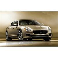 2013 Maserati Quattroporte Geliyor