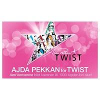 Ajda Pekkan Twist Koleksiyonu Tanıtım Konseri