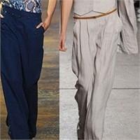Bol Pantolon Modası Sokakları Sardı