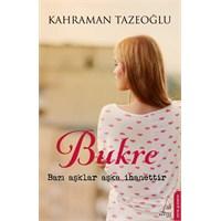 Bukre - Kahraman Tazeoğlu, Kitap Yazısı