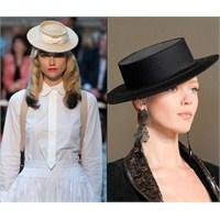 2013 İlkbahar Yaz Şapka Modelleri