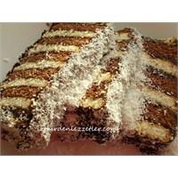 Çikolatalı Bisküvi Pastası İzmirdenlezzetler