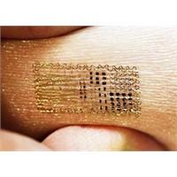 Elektronik Dövme İle Sağlık Takibi