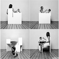 Anne Ve Bebek Masası