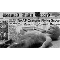 Roswell Kasabasında Neler Yaşandı ?
