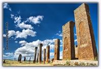 Dünyanın En Büyük Tarihi İslam Mezarlığı   ahlat S