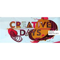 Creative Days 24 Mayıs 'da İstanbul 'da