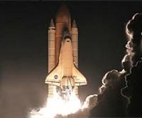 Uzay Mekiği Endeavour Uui'ye Kenetlendi