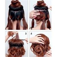 Pratik Saç Toplama Yöntemleri!