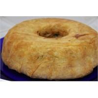 Kek Kalıbında Çıtı Çıtır Yufka Böreği