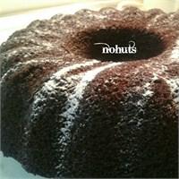 Portakal Aromalı Kakaolu Kek