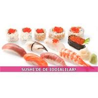 En Lezzetli Sushi Menüsü!
