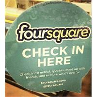 Foursquare Web Arayüzü Yenilendi