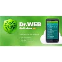Ücretsiz Dr.Web Anti- Virus İle Tanışın