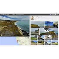 Google'dan Panoramik Resimler Paylaşım Hizmeti!
