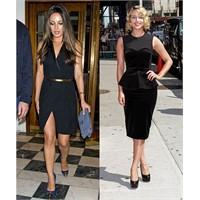 Ünlüler Ve Küçük Siyah Elbiseleri