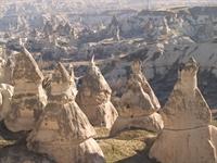 Tarih Ve Tatil Cenneti : Göreme