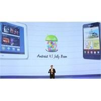 Galaxy S3, S2 Ve Note İçin Jelly Bean Kesinleşti