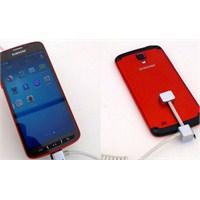Samsung'dan Ferrari Kırmızısı Galaxy S4 Active...