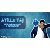 Atilla Taş Yeni Twitter Şarkısı İzle- Sözleri
