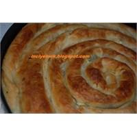 Peynirli Kivirma Börek