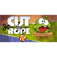 Cut The Rope! Şeker Canavarı Oyunu İphone Ve İpad