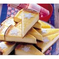 Cheesecake (Labne Peynirli)