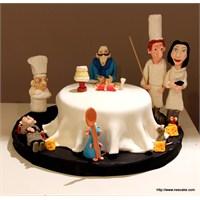Ratatouille Cake