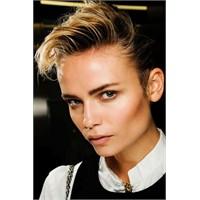 Saç Trendi : Maskülen Perçem