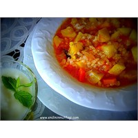 Zeytinyağlı Kabak Yemeği / Endinin Mutfağından
