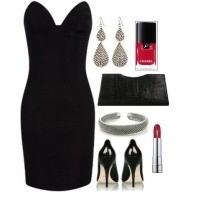 Moda Klasiği: Siyah Elbise !