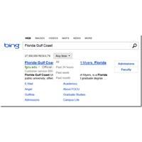 Bing'te Filtreleme Artık Günlük...