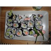 Sushi Tarifi @mutfak